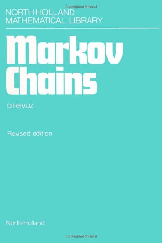 9780444864000: Markov Chains, Volume 11 (North-Holland Mathematical Library)