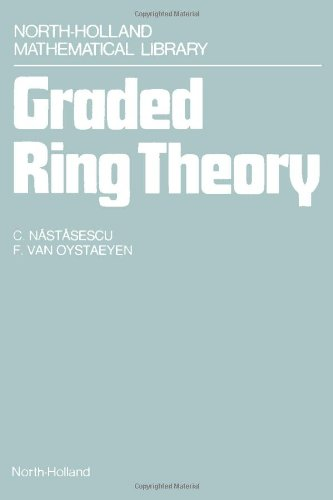 9780444864895: Graded Ring Theory (North-Holland Mathematical Library)