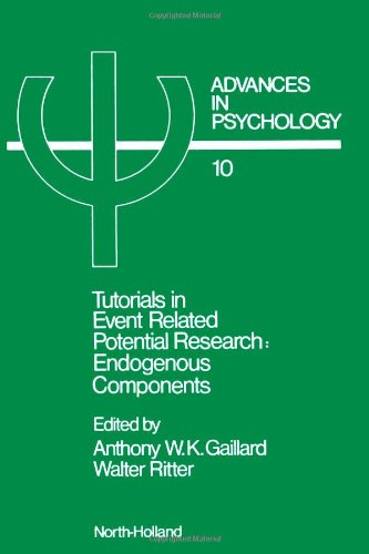 9780444865519: Tutorials in Event-related Potential Research: Endogenous Components (Advances in Psychology)