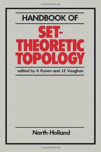 9780444865809: Handbook of Set-Theoretic Topology