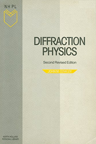 9780444869258: Diffraction Physics (North-Holland Personal Library)