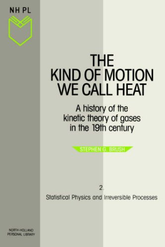 The Kind of Motion We Call Heat: Brush, Stephen G.