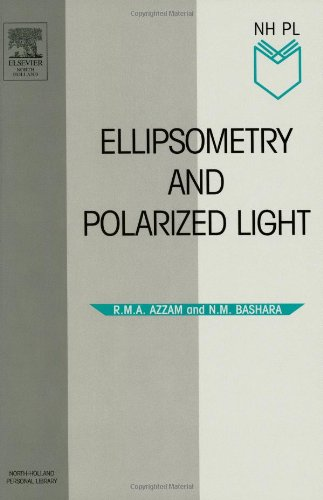 9780444870162: Ellipsometry and Polarized Light (North-Holland Personal Library)