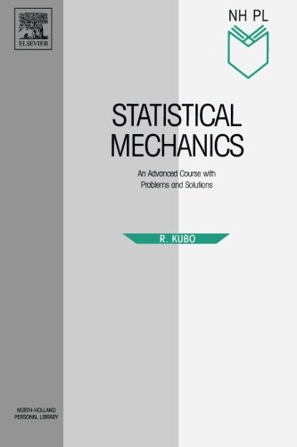 9780444871039: Statistical Mechanics (North-Holland Personal Library)