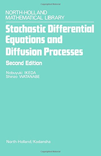 9780444873781: Stochastic Differential Equations and Diffusion Processes