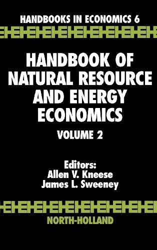 9780444876454: 002: Handbook of Natural Resource and Energy Economics: Vol 2 (Handbooks in Economics)