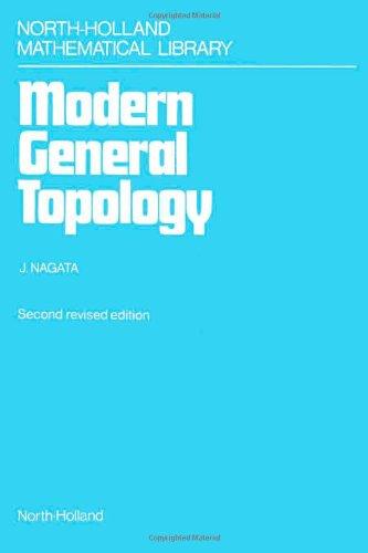 Modern General Topology: Nagata, Jun-Iti