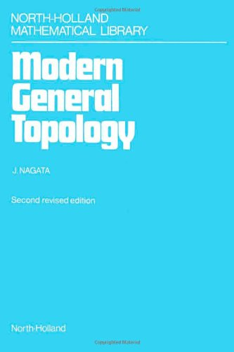 9780444876553: Modern General Topology (North-Holland Mathematical Library)