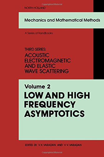 9780444877260: Low and High Frequency Asymptotics: 002