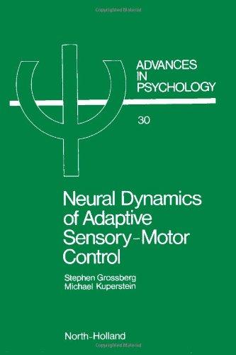 9780444879295: NEURAL DYNAMICS  OF ADAPTIVE SENSORY-MOTOR CONTROL, Volume 30: BALLISTIC EYE MOVEMENTS (Advances in Psychology)