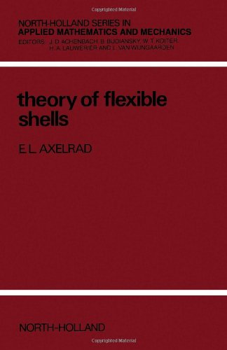 9780444879547: Theory of Flexible Shells (North-Holland Series in Applied Mathematics and Mechanics)