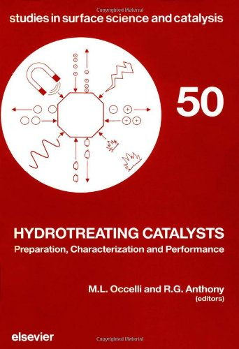 Hydrotreating Catalysts: Preparation Characterization and Performance : Proceedings of the Annual ...