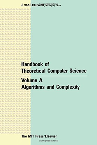 9780444880710: Algorithms and Complexity. Handbook of Theoretical Computer Science, Vol. A