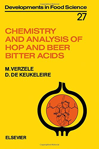9780444881656: Chemistry and Analysis of Hop and Beer Bitter Acids (Developments in Food Science)
