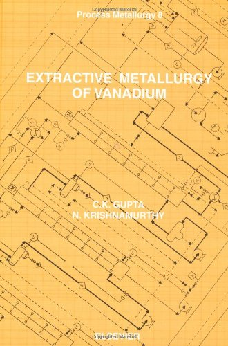 9780444882523: Extractive Metallurgy of Vanadium