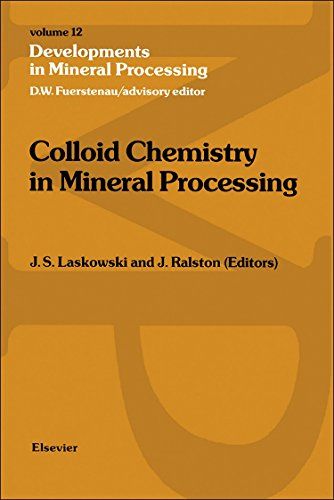 9780444882844: Colloid Chemistry in Mineral Processing