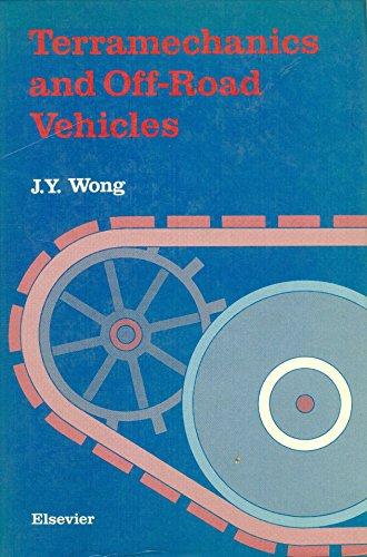9780444883018: Terramechanics and Off-Road Vehicles