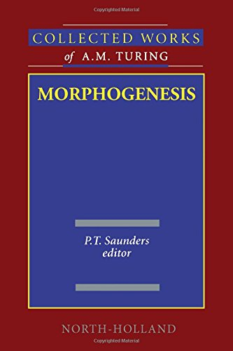 9780444884862: Morphogenesis, Volume 3 (Collected Works of A.M. Turing)