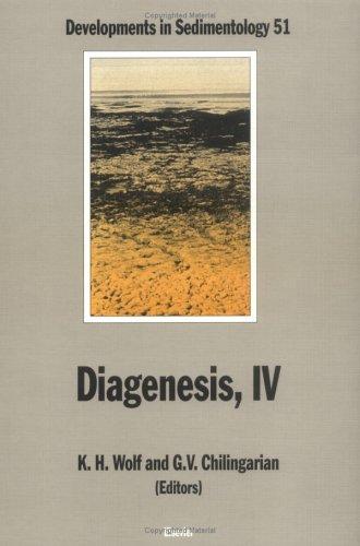 9780444885173: Diagenesis, IV (Developments in Sedimentology)