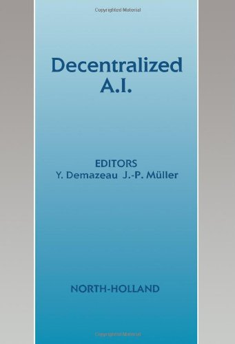 9780444887054: Decentralized A.I