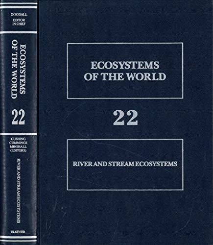 9780444888228: River and Stream Ecosystems (Ecosystems of the World)