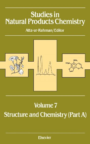 Studies in Natural Products Chemistry: Structure and Chemistry v.7 (Hardback)