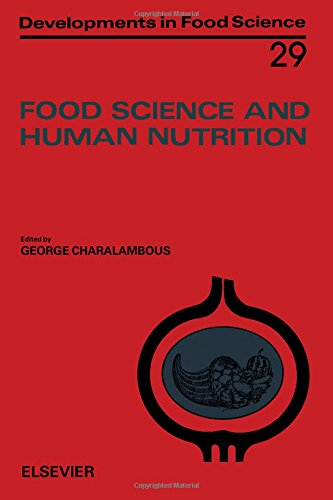 Food Science and Human Nutrition