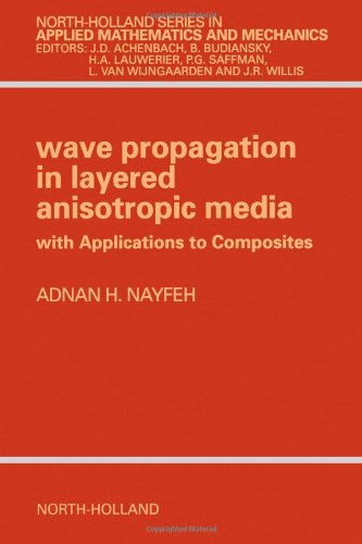 9780444890184: Wave Propagation in Layered Anisotropic Media: With Application to Composites (North-Holland Series in Applied Mathematics & Mechanics)