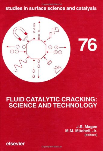 9780444890375: Fluid Catalytic Cracking: Science and Technology (Studies in Surface Science and Catalysis)