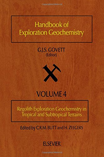 9780444890955: Regolith Exploration Geochemistry in Tropical and Subtropical Terrains (Handbook of Exploration and Environmental Geochemistry)