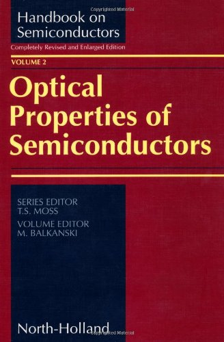 9780444891013: Handbook on Semiconductors: Optical Properties of Solids Vol 2 (Handbook on Semiconductors (Completely Rev. and Enl. Ed.))