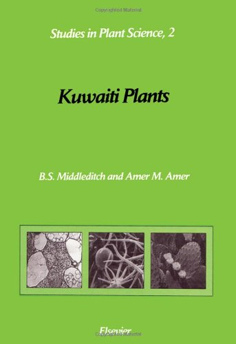 9780444892157: Kuwaiti Plants (Studies in Plant Science)