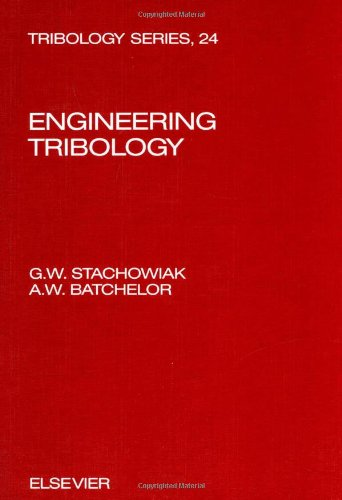 9780444892355: Engineering Tribology (Tribology Series)