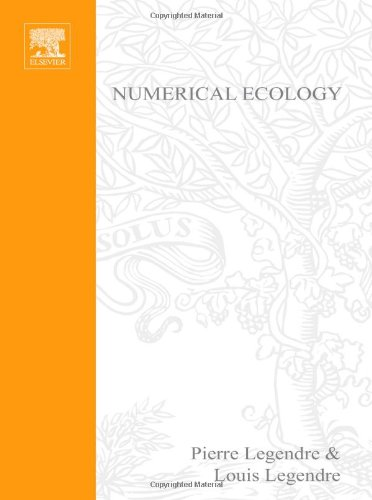 9780444892492: Numerical Ecology, Second Edition (Developments in Environmental Modelling)