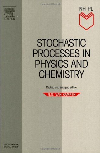 9780444893499: Stochastic Processes in Physics and Chemistry, Volume 1 (North-Holland Personal Library)