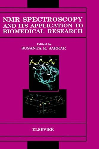 9780444894106: Nmr Spectroscopy and Its Application to Biomedical Research