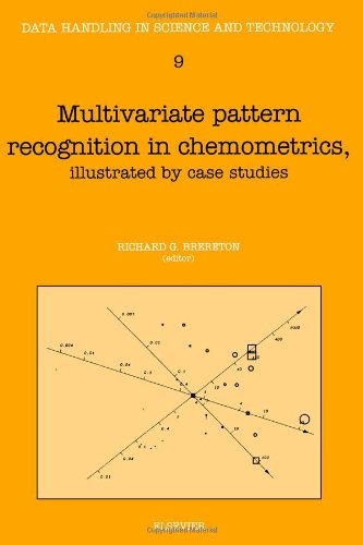 9780444897848: Multivariate Pattern Recognition in Chemometrics, Illustrated by Case Studies