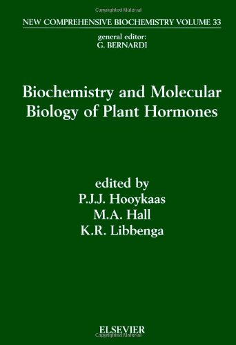 9780444898258: Biochemistry and Molecular Biology of Plant Hormones