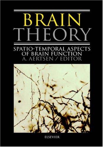 Brain Theory: Spatio-Temporal Aspects of Brain Function (Hardback): Ad Aertsen