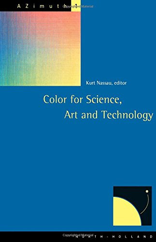 9780444898463: Color for Science, Art and Technology (Volume 1) (AZimuth (Volume 1))