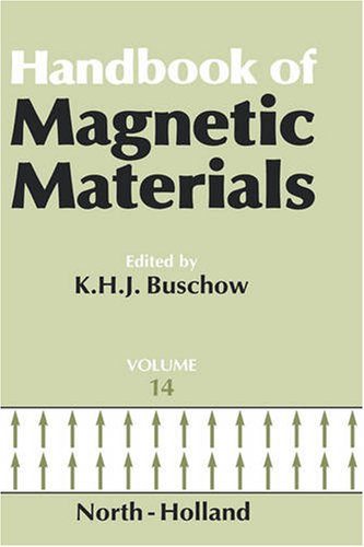 Handbook of Magnetic Materials (Volume 7): Buschow, K.H.J. (Ed.)