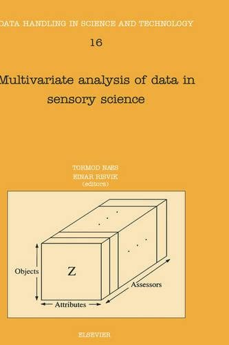 9780444899569: Multivariate Analysis of Data in Sensory Science