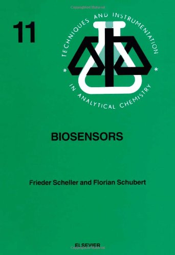 9780444987839: Biosensors (Techniques and Instrumentation in Analytical Chemistry)