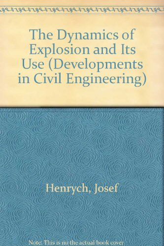 9780444998194: The Dynamics of Explosion and Its Use (Developments in Civil Engineering) (Czech and English Edition)