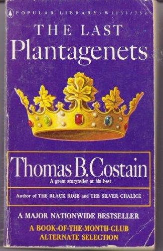 9780445001039: The last Plantagenets