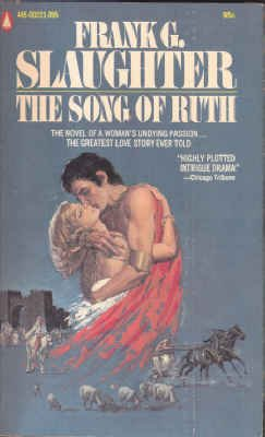 9780445002319: The Song of Ruth (00231, Pop Library)
