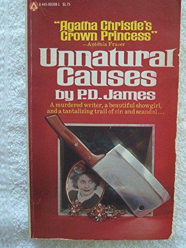 9780445003088: Unnatural Causes (Adam Dalgliesh Mystery Series #3)