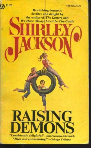 9780445003224: Raising Demons