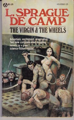 9780445003620: The Virgin and the Wheels: The Virgin of Zesh / The Wheels of If