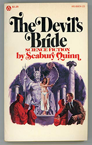 9780445004245: The Devil's Bride